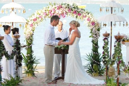 Wedding Celebrant Samui Thailand