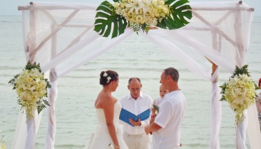wedding celebrant thailand
