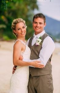 Sarah and Rick, Koh Samui Wedding: wedding celebrant thailand