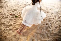 Samui beach wedding, wedding celebrant