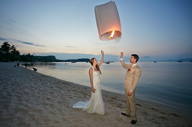 Samui wedding celebrant