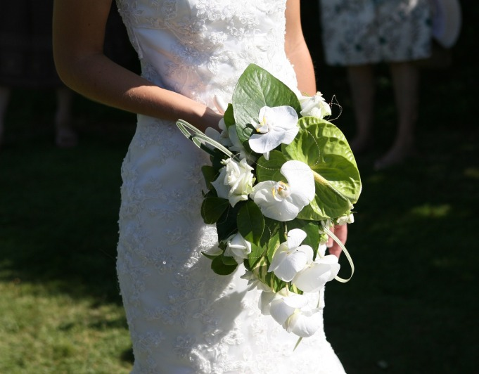 wedding-green-bouquet